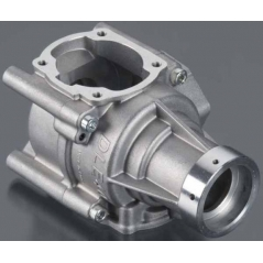 DLE-40 Carter motore - part 5