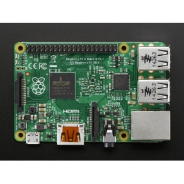 Raspberry Pi 2 - Model B - ARMv7 with 1G RAM