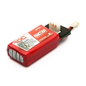 Batteria Lipo 225mAh 2S 7.4V 10C Micro Rally 1/24
