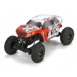 ECX Temper 1/24 4WD Rock Crawler RTR Rosso T1