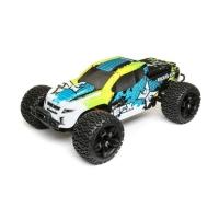 Ecx Ruckus MT 4WD V4 RTR 1/10 Verde/Blu