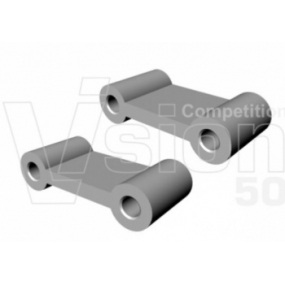 EQ30031 Vision 50 Competition - Distanziatori corti telaio
