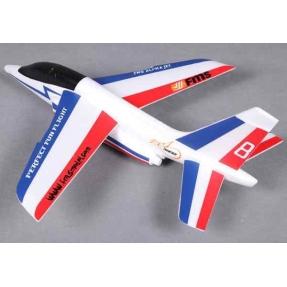 Free Flight Alpha Jet