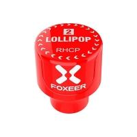 Antenna Lollipop V2 Stubby 5.8ghz RHCP SMA Red