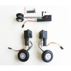 Terna carrelli retrattili elettrici F18 V2