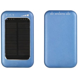 Solar Charger and Battery Pack - 3500mAh