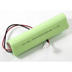 X9D Taranis batteria TX 7,2V 2000 mAh NiMH