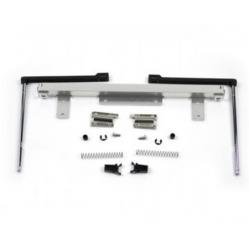 X9E -Supporto cinghia metallo/plastica
