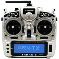 X9D PLUS Taranis 2019 ACCESS - Silver Mode 1-3 solo TX