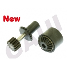 204627 - Gaui 425 Plastic - Torque Tube Front Drive Gear Set