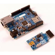 Arduino Ethernet W/O PoE + USB2SERIAL