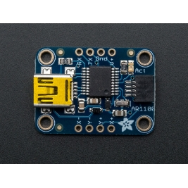 Resistive Touch Screen to USB Mouse Controller - AR1100