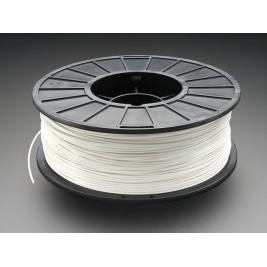 ABS Filament for 3D Printers - 1.75mm Diameter - White - 1KG