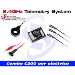 HTS-SS Blue C200 Combo (per modelli elettrici)
