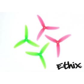 Elica tripala ETHIX S3 5x3,1x3 Watermelon (2CW + 2 CCW)