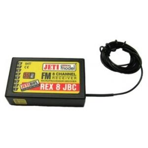 Rex 8 JBC 8CH FM 35 Mhz