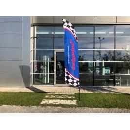 Bandiera Jonathan per tracciati fpv race