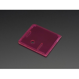 Raspberry Pi Model A+ Case Lid - Pink
