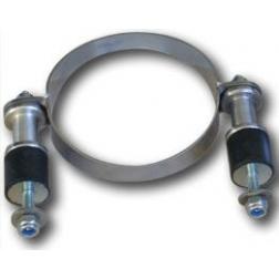 Supporto per marmitte diametro est. 75 mm