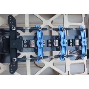 Kit servo tray Hitec - 3x per 150-220CC