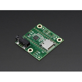Audio Adapter Board for Teensy 3.0  3.1