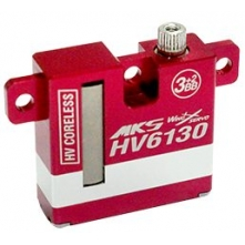 Servocomando HV6130- 8,1 (8,4V)-0,10 (8,4V)