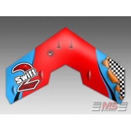 Swift II - Red Dart EPP + Motore, servi, regolatore