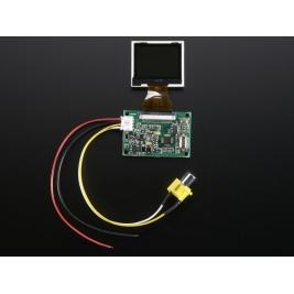 NTSC/PAL (Television) TFT Display - 1.5 Diagonal