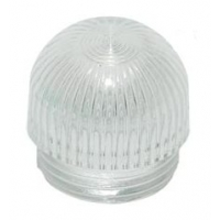 Calottina sferica trasparente 16mm (2 pz)