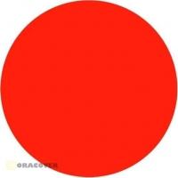 Oratrim arancio fluorescente 064 9,5 cm x 2 m