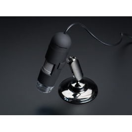 TV Microscope - 25x  400x magnification / 8 LEDs