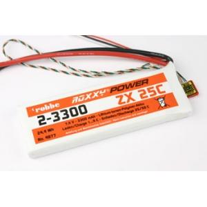 Batteria Li-Po Roxxy-Power ZX 4S 3300mAh 25C + ChipBid