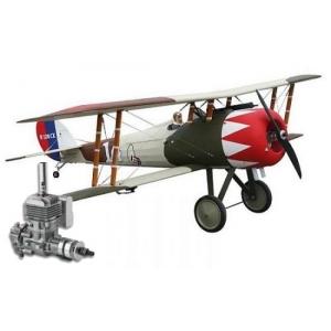 Nieuport 28 ARF 1727mm + DLE 20