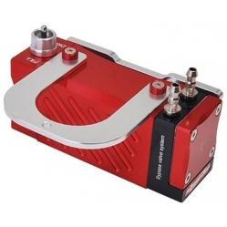 Pompa rifornimento elettronica ROSSA V2 - per metanolo, benzina,