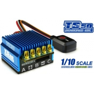 TS50 variatore brushless