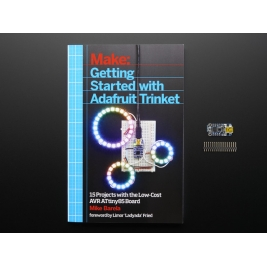 Getting Started with Trinket Book + Adafruit Trinket 5V Kit Pack