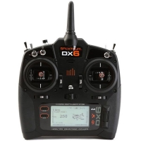 DX6 DSMX G3 solo TX