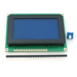 Graphic KS0108 LCD 128x64 + extras