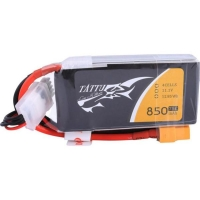 Batteria Lipo 4S 850 mAh 75C - XT60