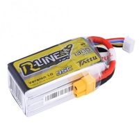 Batteria Lipo 4S 1300 mAh 95C R-Line - XT60