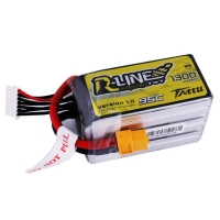 Batteria Lipo 6S 1300 mAh 95C R-Line - XT60