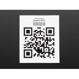 QR Code - Sticker!