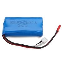 High speed Buggy 2WD 2.4Ghz 1/12 - Batteria Li Io