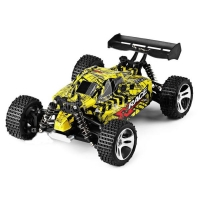 Cross-country 1:18 electric 4WD
