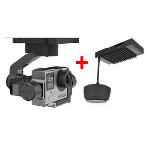 GB203+MK58 Gimbal GoPro e videodownlink 5.8 GHz