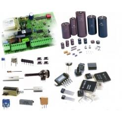 Componenti per scheda elettronica