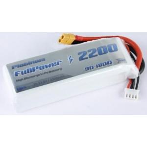 Batteria Lipo 4S 2200mAh 90C PLATINUM - XT60