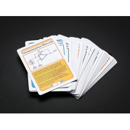 Circuit Patterns Trading Cards from Arachnid Labs