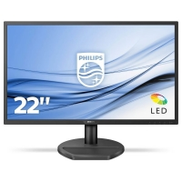 "MON 21,5""W-LED MM VGA HDMI DVI VESA PHILIPS 221S8LDAB 16:9 1000:"