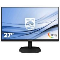 """MON 27""""IPS VGA HDMI DVI VESA 5MS PHILIPS 273V7QDSB 16:9 1000:1"""